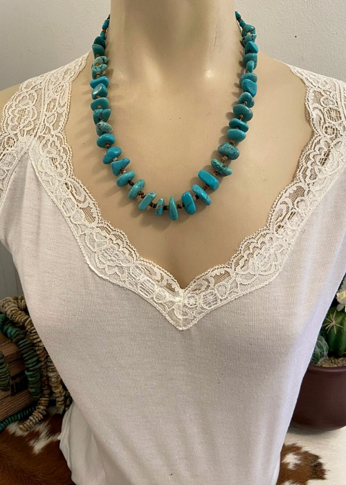 Ranchy Girls go-to Necklace  (Click here for details)